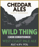 Try Wild Thing our new seasonal ale....